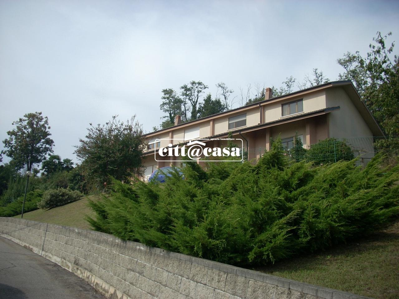 Foto 1 di Villetta a schiera Frazione San Genesio, Castagneto Po